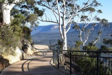 National Parks with pram friendly walking tracks