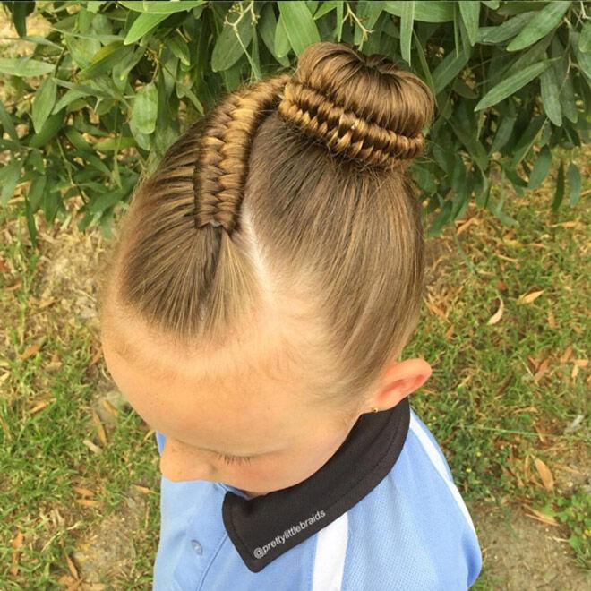 A Flair For Hair At Pretty Little Braids Mum S Grapevine