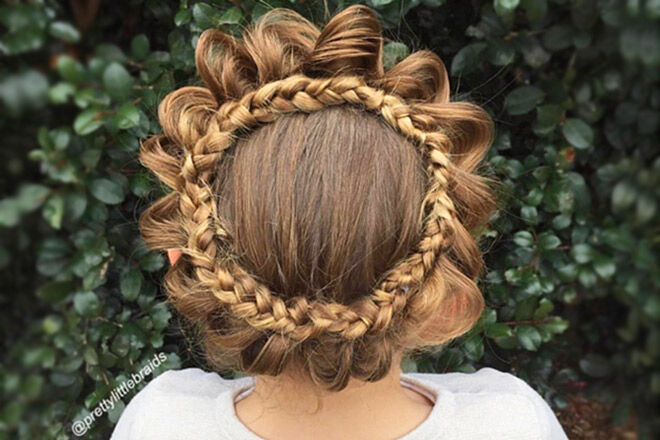 A Flair For Hair At Pretty Little Braids Mum S Grapevine