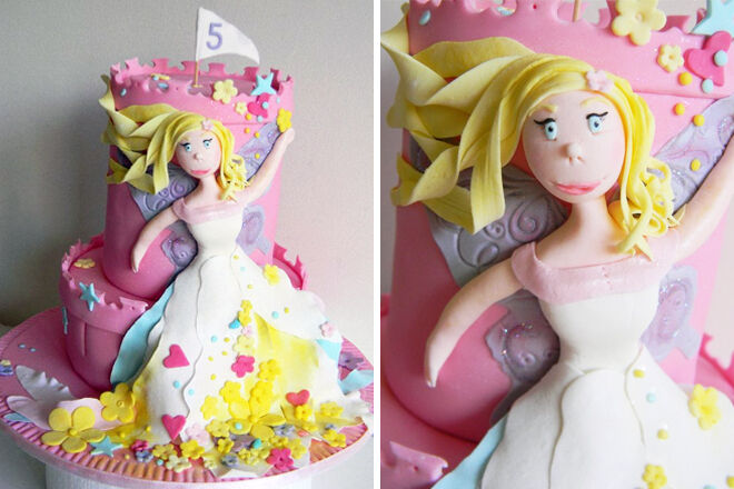 Queen-of-the-Fairies-Birthday-Cake