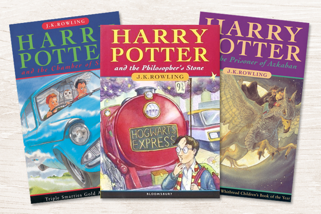 Yikes Early Edition Harry Potter Books Are Worth How Much