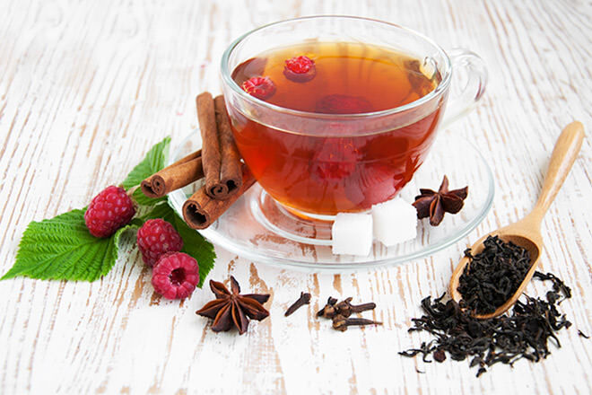 It has been said that raspberry leaf tea can shorten labour if you drink it from 32 weeks onwards