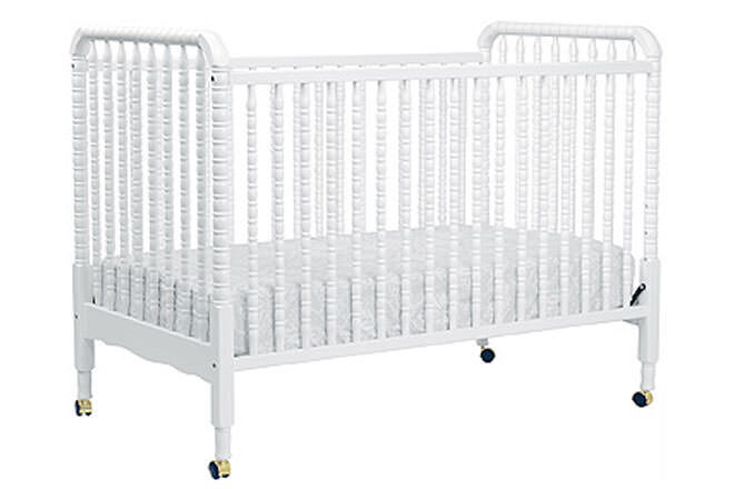 Urgent recall of DaVinci Jenny Lind 3-in-1 Household Cot