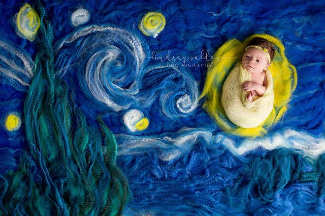 Lindsay Walden newborn photography