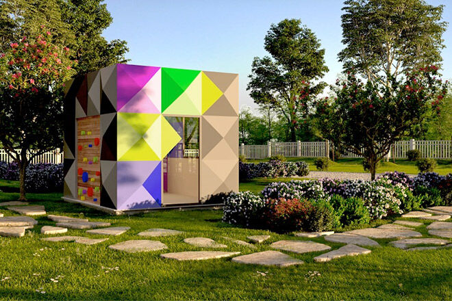 The Cubby House Challenge at Melbourne Flower and Garden Show
