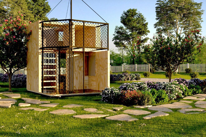 The Cubby House Challenge for Kids Under Cover
