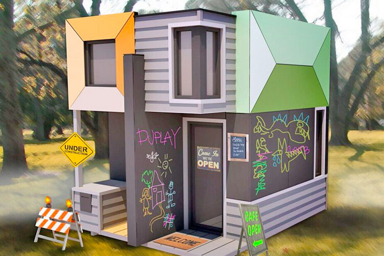 The Cubby House Challenge 2016