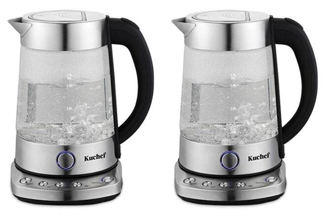 Aldi Recalls The Kuchef Digital Glass Kettle