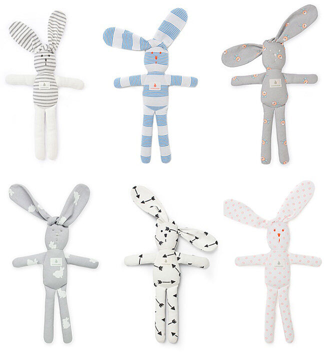 Country Road Bunny Toys.