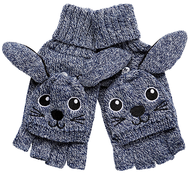 Seed Bunny Gloves. Easter gifts with no chocolate