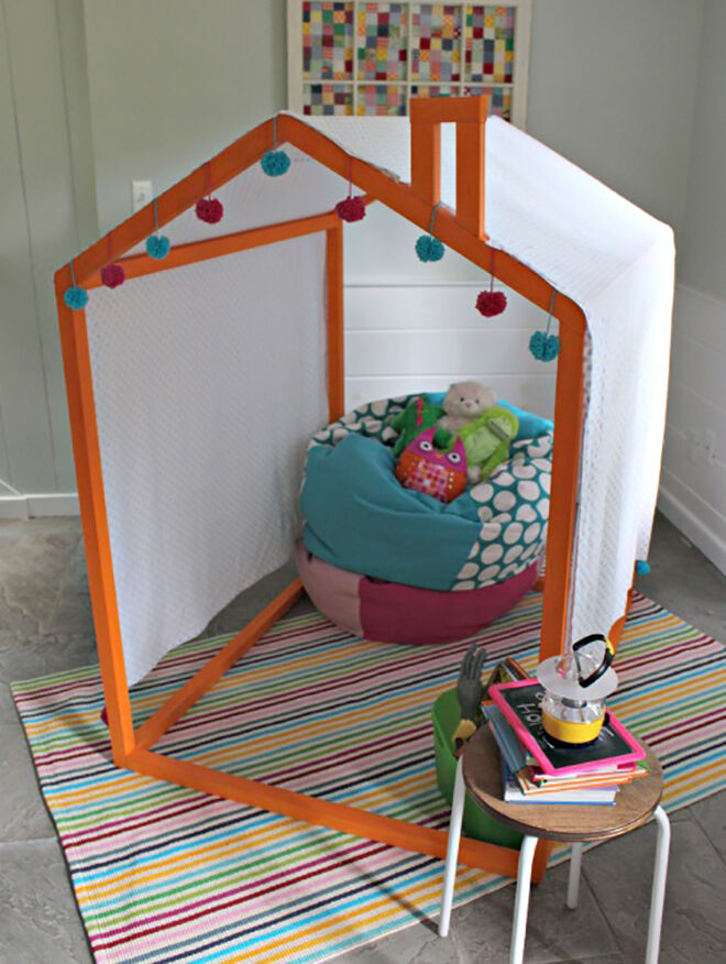 Playhouse Frame That's My Letter