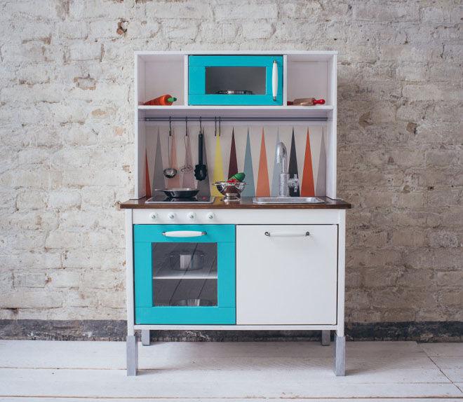 13 Fun Ways To Transform The IKEA Play Kitchen