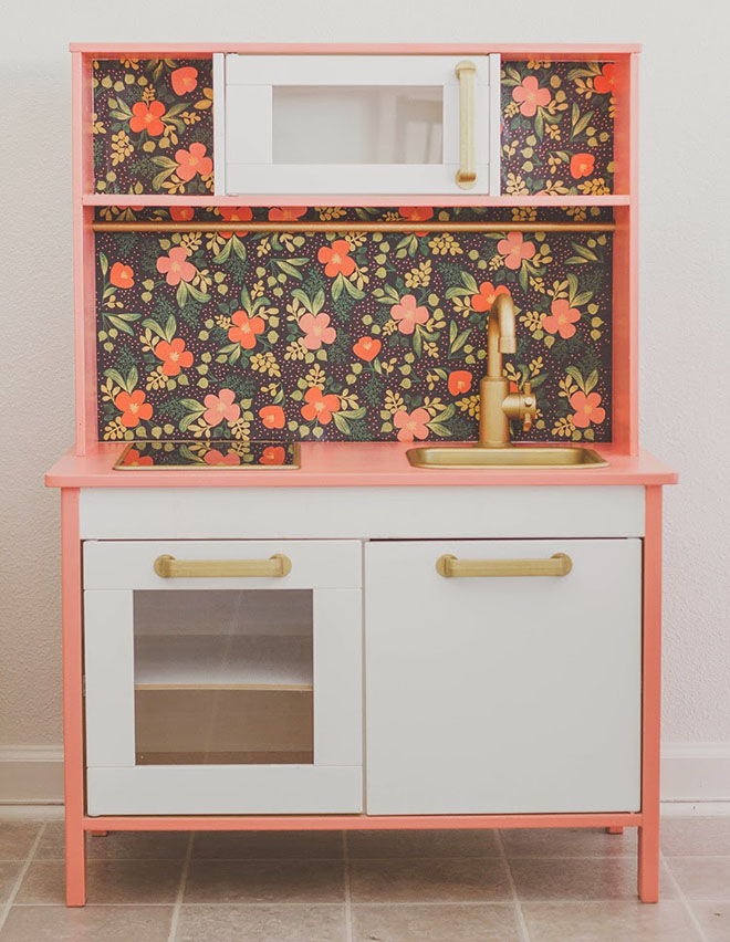 Ikea Pimp diy alert 8 amazing ways to pimp your kid s ikea kitchen