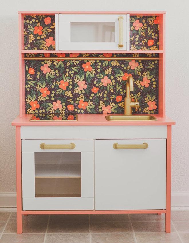 The best IKEA Kids Kitchen Hacks.