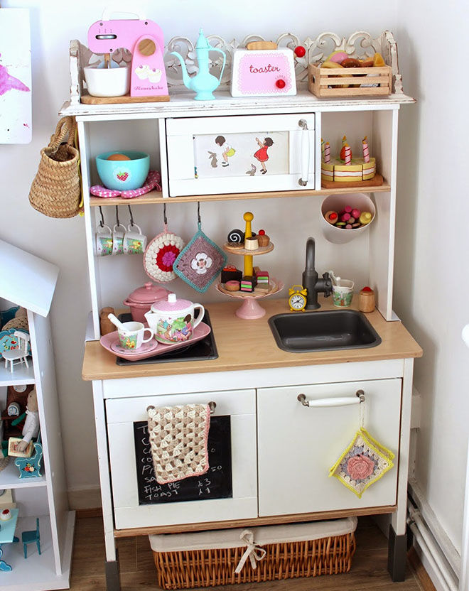 13 Fun Ways To Transform The Ikea Play Kitchen Mum S