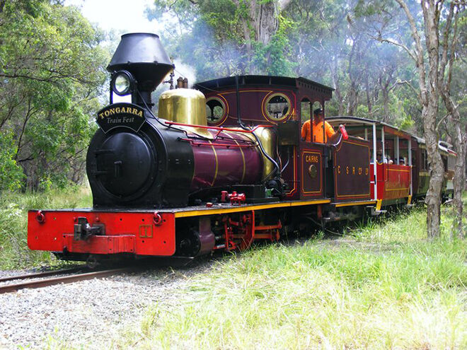 Illawarra Light Railway Museum