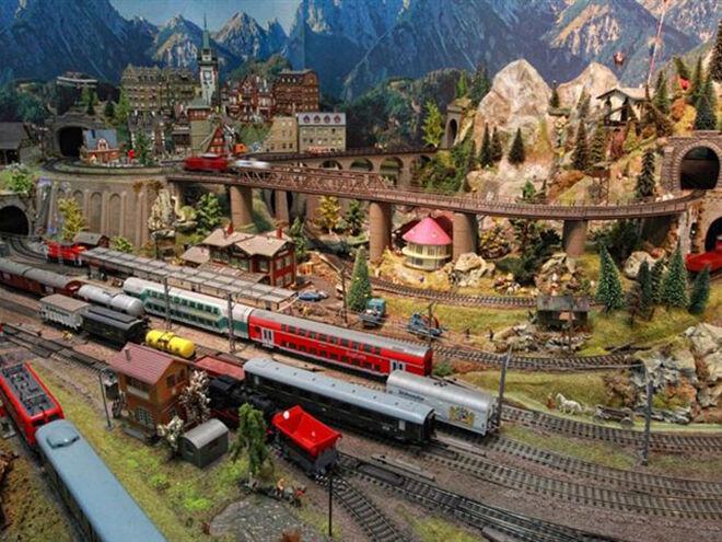 All Aboard Baremar Model Railway