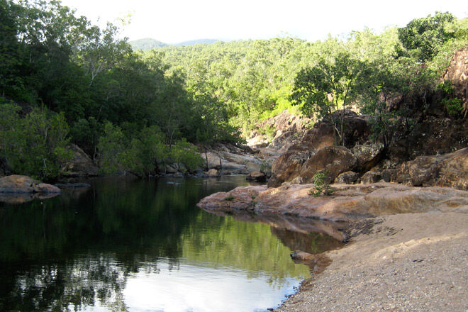 Bowling Green National Park pram