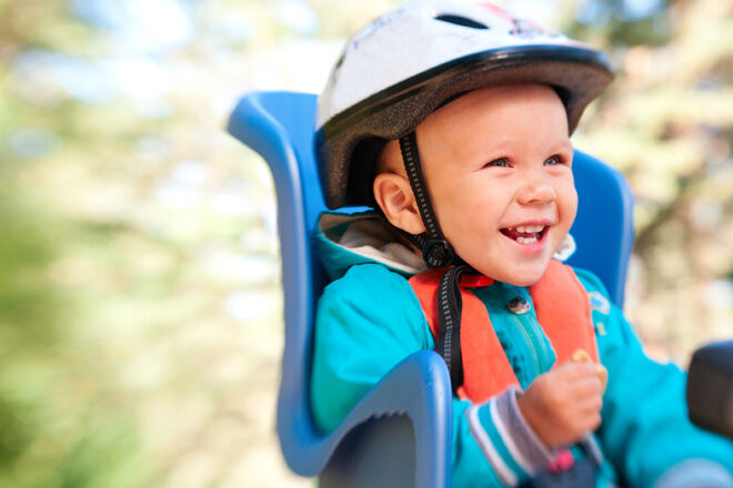Bike-riding-with-kids