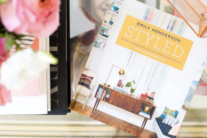 Mother's Day Gift Guide Emily Henderson Styled book
