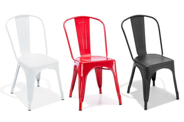 Recalled metal chairs from kmart