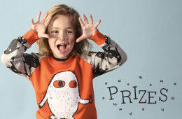 Win cool kids fashion from Little Styles