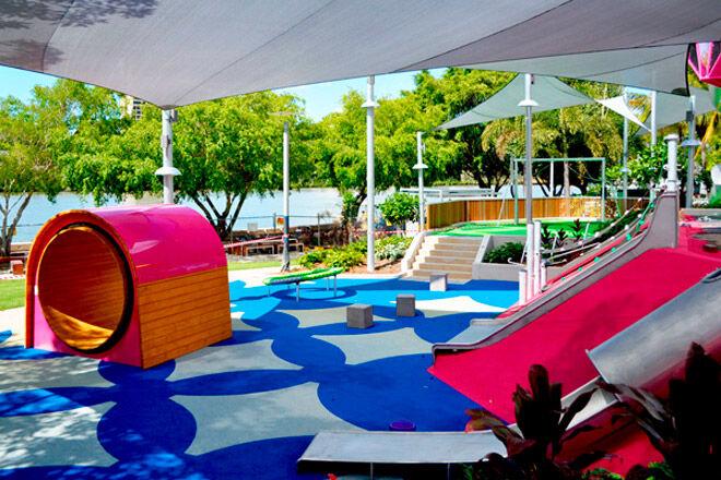 South Bank Brisbane playground