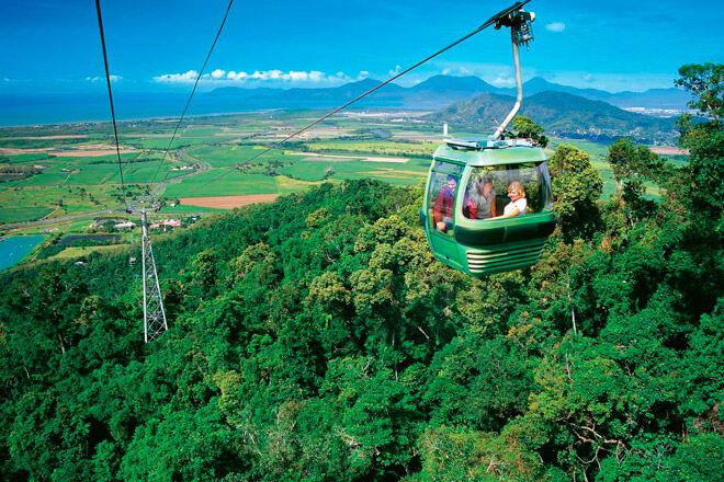 Queensland tourist attraction