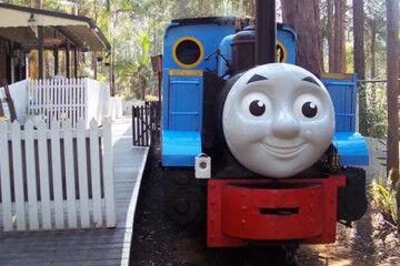 Train-destinations in NSW