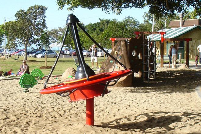 Brisbane Queensland playground