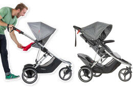 Dash v5 pram recalled
