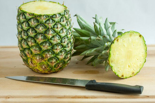 How to store a pineapple to make it last!