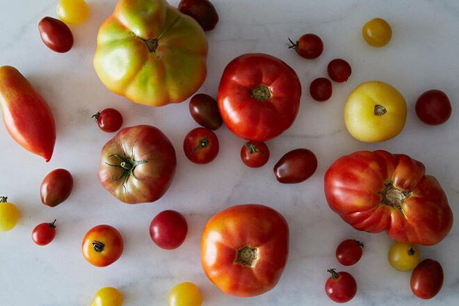 Storing tomatoes. How to keep your fruit and vegetable fresher for longer.