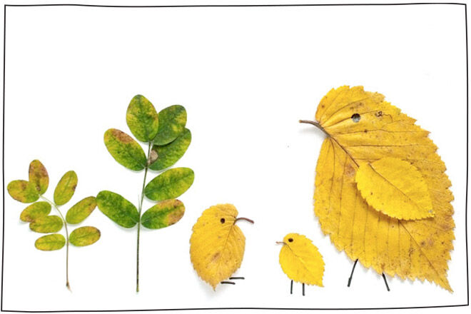 Autumn-activity-leaf-craft