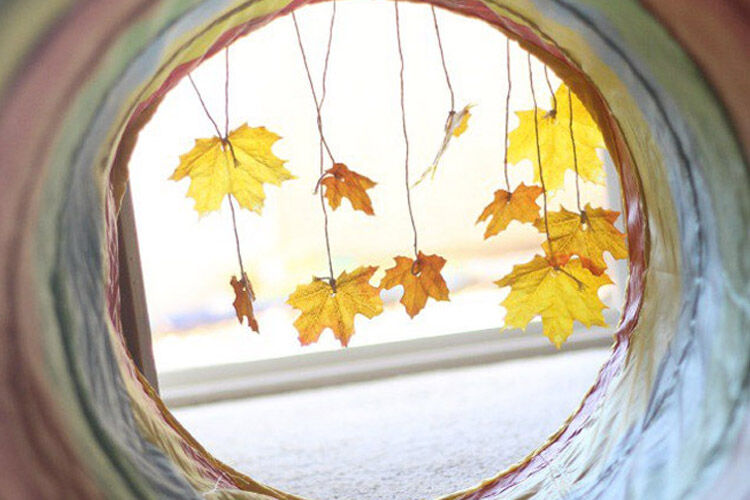 Autumn activities for toddlers and bigger kids