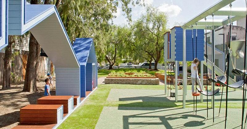Chelsea Street Playground, Redfern   Mum\'s Grapevine