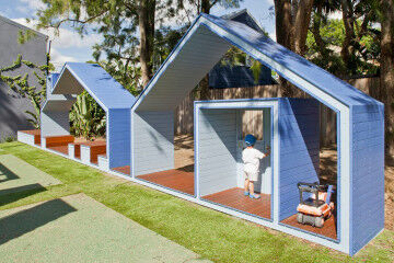 Redfern Sydney playspace playground kids
