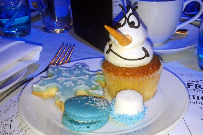 Disney Frozen High Tea at the Sofitel - Mum's Grapevine