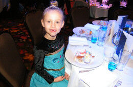 Disney Frozen High Tea at the Sofitel
