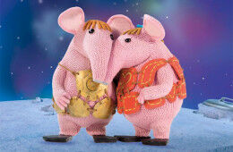 Clangers TV Show ABC for Kids