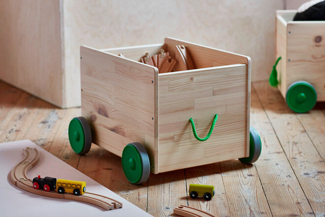 IKEA storage toys kids