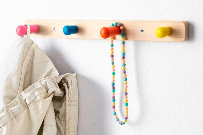 IKEA storage clothing kids hang