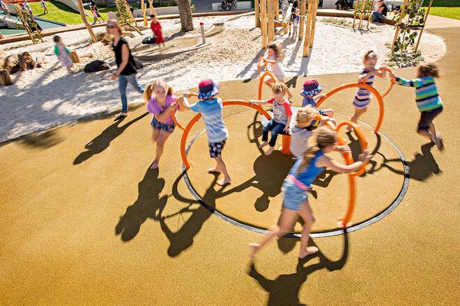 Adelaide SA playground play kids
