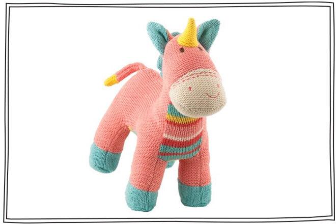 Lily & George Unicorn Tulip Toy