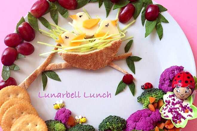 Lunarbell Lunch inspirational lunch box ideas for kids