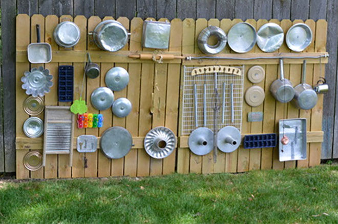 How to make a DIY music wall