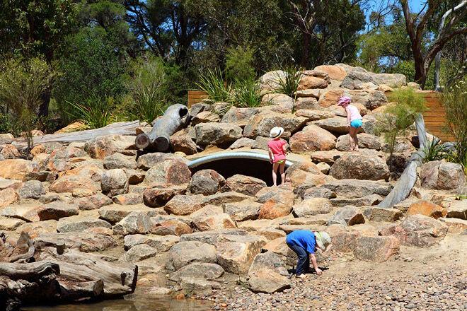 kids play nature WA