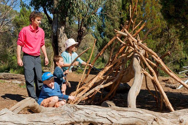 WA play nature kids