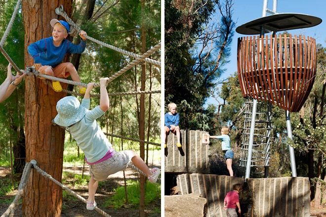 kids Perth WA nature outdoor