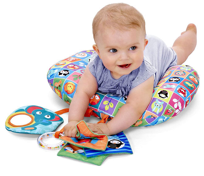 Chicco Tummy Time Pillow